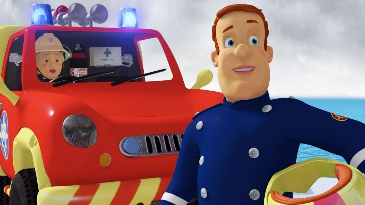Sam il pompiere italiano nuovi episodi super fiuto di