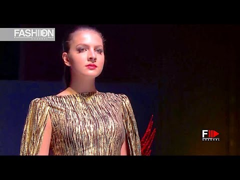 MAYA TAVADZE Fashion House - Georgia - SS 2018 IFW Dubai - Fashion Channel