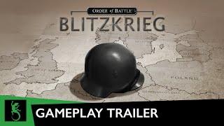 Order of Battle: Blitzkrieg Gameplay trailer