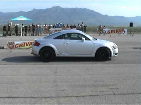 Audi Tt 0 400 Tune To Race Doovi