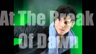 Eric Saade Break Of Dawn Lyrics