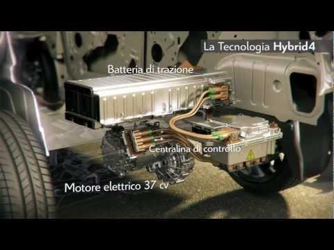 2013 Citroen DS5 Hybrid 4