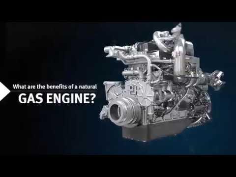Doosan Euro6 CNG Engine