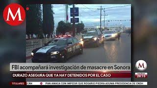 FBI llega a Sonora para apoyar en caso de familia LeBarn