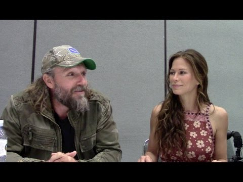 Rhona Mitra and John Pyper-Ferguson Last Ship Season 2