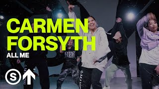 "CARMEN FORSYTH | ""All Me"" - Kehlani ft. Keyshia Cole | STUDIO NORTH"