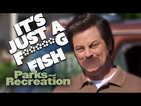 Ron Swanson Guide To Parenting | Parks And Recreation | Comedy Bites
