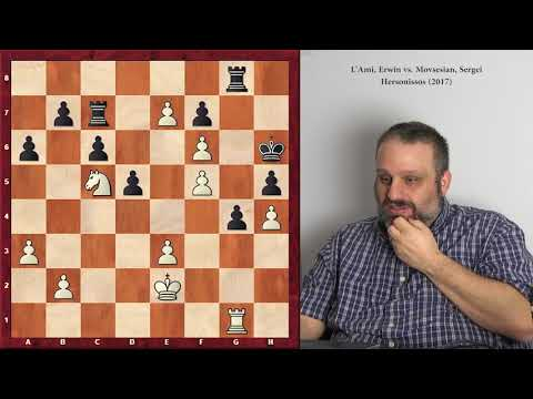 """European Team Championship 2017, plus """"Game of the Year,"""" with GM Ben Finegold"""