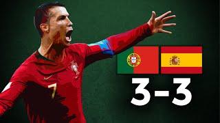 🇵🇹 🇪🇸 UN MATCH DE TITAN(S) !!! (Portugal 3-3 Espagne)