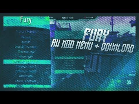 PS3/Ps4 Advanced Warfare Mod Menu