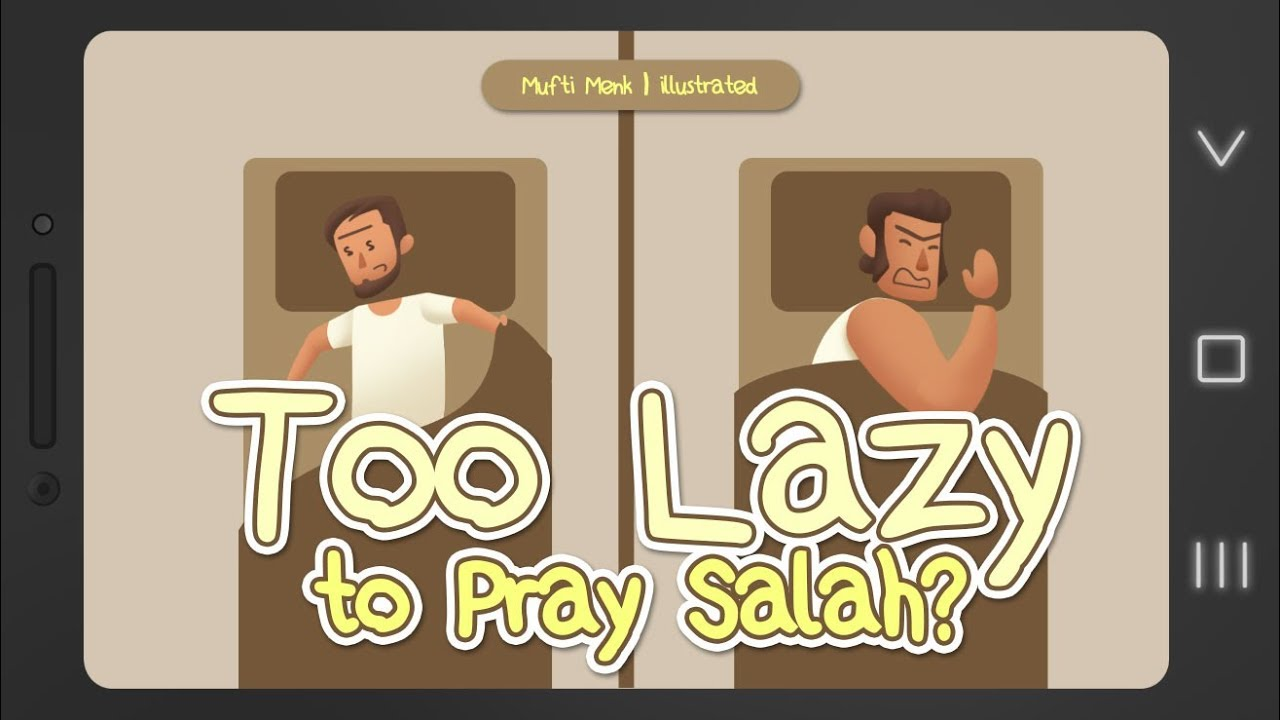 Too Lazy to Pray Salah? | Mufti Menk | Blessed Home Series | Subtitled
