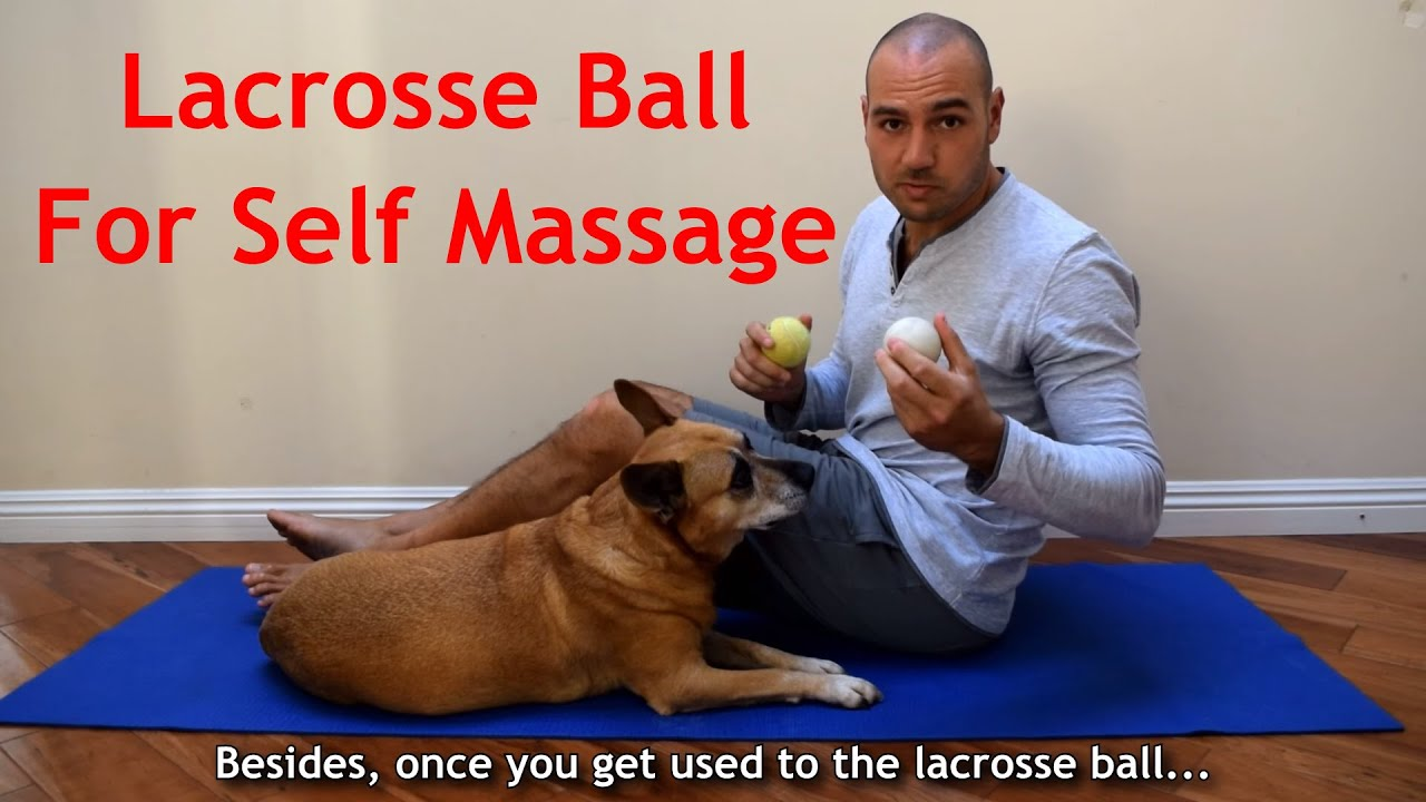 Watch How to master self-massage video