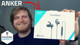Anker SoundBuds Slim Review - Magnetic Earbuds