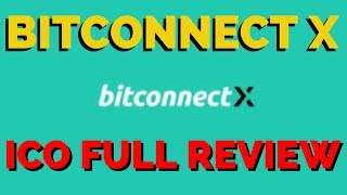 BitConnectX ICO - FULL REVIEW