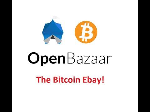 How To Install And Use OpenBazaar Bitcoin Market