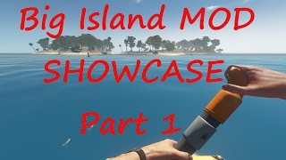 Stranded Deep  Mod Show Case Part 1
