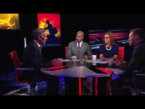 Bill Nye battles with CNN host