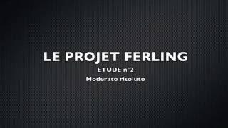 Projet FERLING Etude n°2