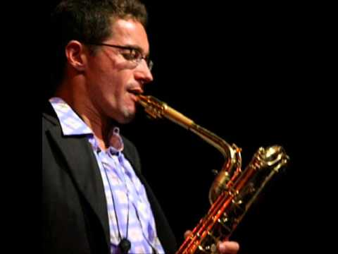 "Rik ""Pepper Adams"" van den Bergh, Baritone Sax - ""And The Winner Is...!"" (Swingmatism/Live 2001)"