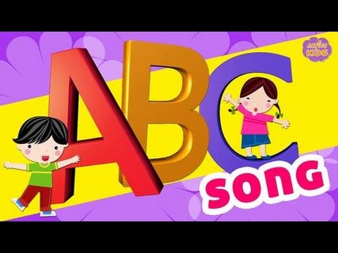 Abc Song For Kids - ABC Songs For Children - ABC Song Lyrics