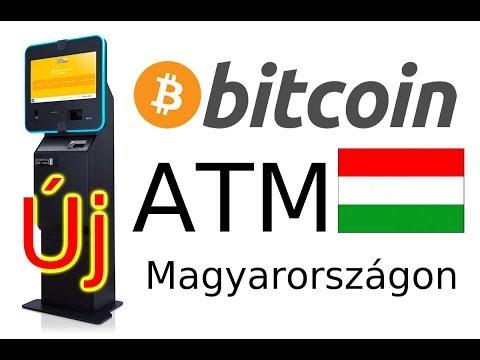Új Bitcoin ATM