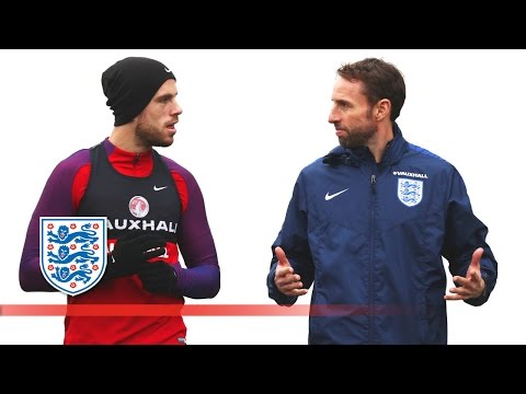 Southgate explains why Henderson will captain England v Spain | FATV News