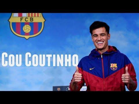 Cou Coutinho  rpool to Barcelona song Jim Daly