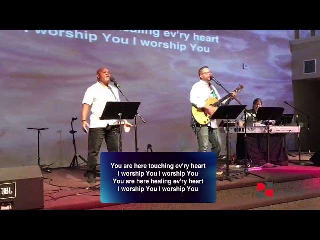 Sunday Morning Service 4-26-2020