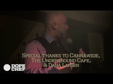Dana Larsen 2015 illustrated history of Cannabis in Canada