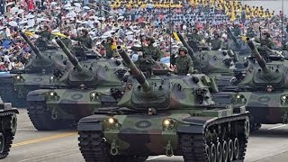 China Flexes Its Military Muscle at the World