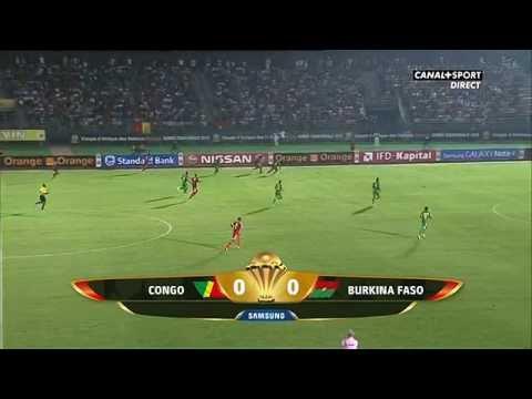 CONGO    VS    BURKINA FASO