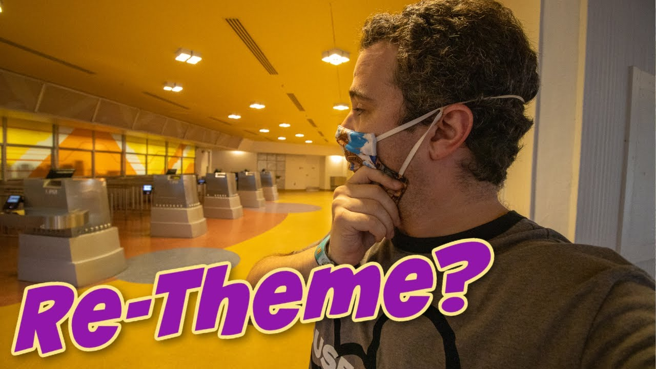 What's the Next Re-Theme at Magic Kingdom? Dreaming of the Future
