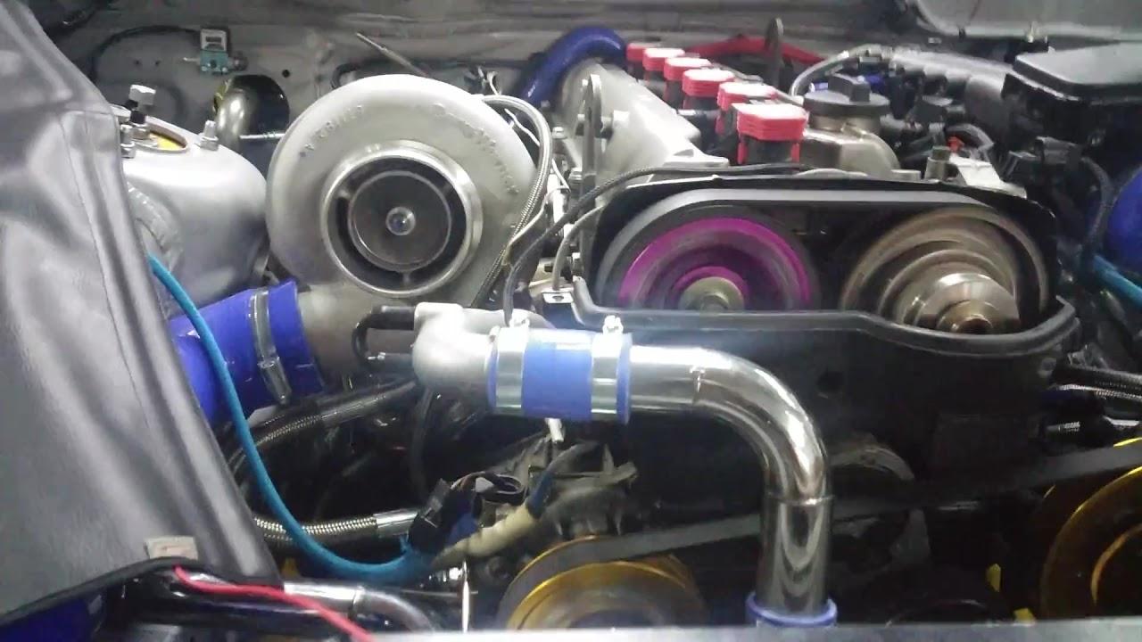 2jz Gte Vvti  Kms Engine 00:34 HD