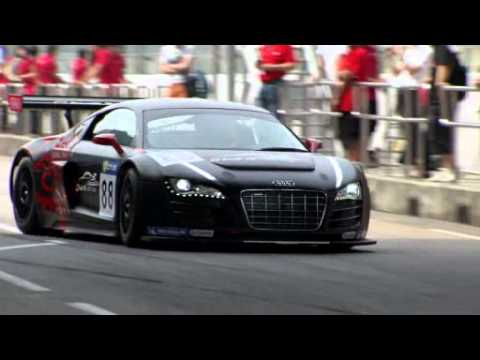 Audi R8 Lms Cup With Aaron Kwok English Youtube