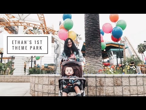 Vlog #180 | SEMACAM DUFAN DI CALIFORNIA, FIRST THEME PARK NY