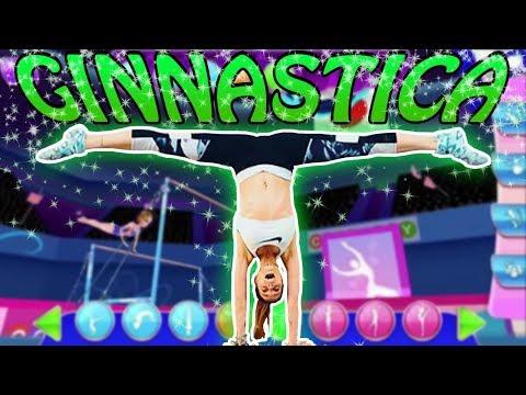 Sono una GINNASTA FANTASTICA! Il gioco della ginnastica artistica. ♥