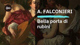 A. Falconieri, Bella Porta Di Rubini - Tullia Pedersoli & I Solisti Ambrosiani - Live