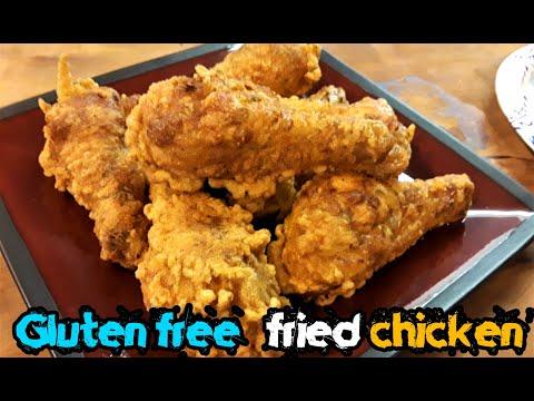 Gluten-Free Potato Nick Chicken Katsu