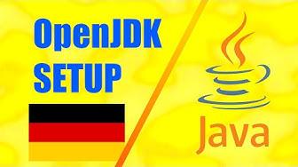 Update: OpenJDK und JRE für die Java Entwicklung einrichten [Deutsch]