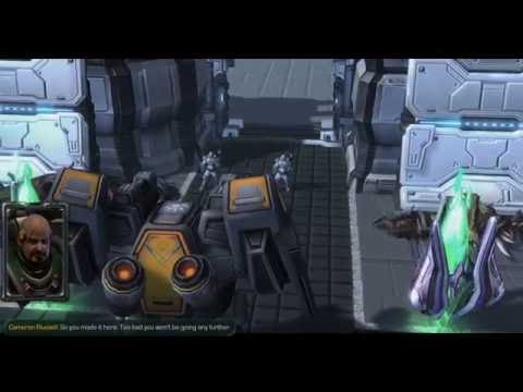 Starcraft 2: Discord - Terran 05 - From the Shadows (Boss & Ending) (Beta)