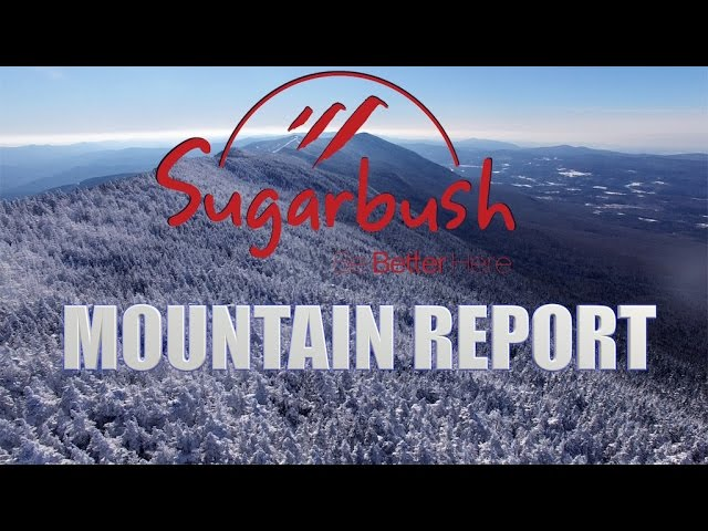1.11.2017 Mountain Report