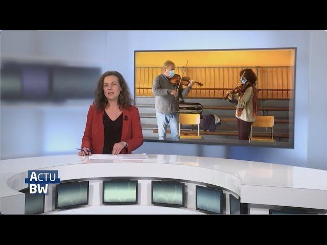 La culture à l'école - TV Com, Actu BW, 26/02/2021