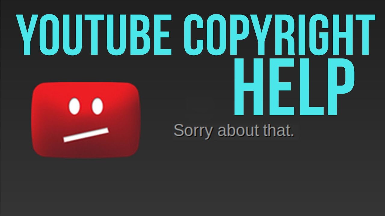 How To Handle Youtube Copyright Claims - YouTube