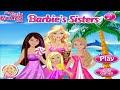 Barbies Sisters Walkthrough - Barbie Games | Games for Girls