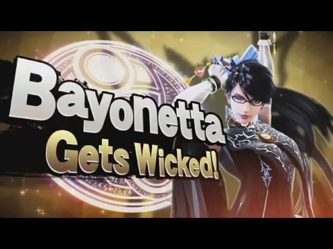 Reacción Chafa | SSB4: BAYONETTA GETS WICKED