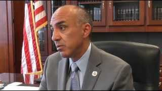San Bernardino County District Attorney Michael A.Ramos