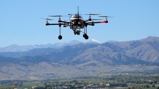 How will thousands of drones impact already crowded skies?