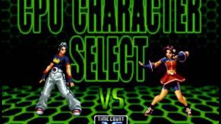 [TAS] KOF 2002 - May Lee (Glitch Mode)