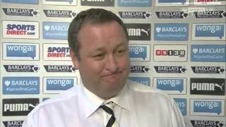Mike Ashley Greggs interview!!!!!!!!