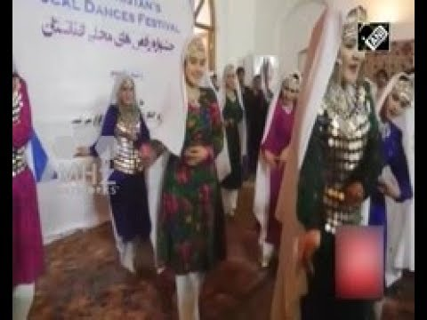 Afghanistan News - Dance festival held in Kabul to revive dying arts in Afghanistan